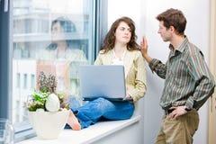 Reunião de negócio creativa Fotos de Stock Royalty Free