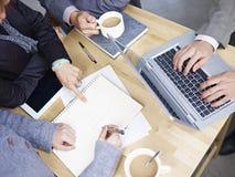 Reunião de negócios Fotografia de Stock