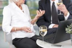 Reunião de negócios no ofice Imagem de Stock Royalty Free