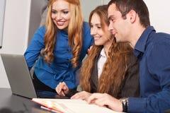 Reunião do escritório Imagens de Stock