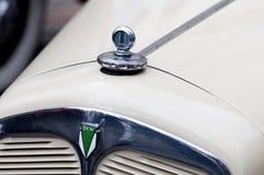 Reunião 2014 do Oldtimer - logotipo de DKW Imagem de Stock Royalty Free