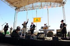Reunião do partido de chá em St Louis Missouri Fotografia de Stock Royalty Free