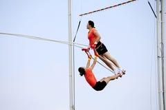 Reunião dos esportes, jogos do balanço Fotografia de Stock
