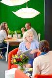 Reunião informal Imagens de Stock