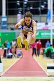 Reunião interna do atletismo de Linz Foto de Stock