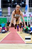 Reunião interna do atletismo de Linz Imagens de Stock