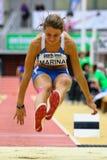 Reunião interna do atletismo de Linz Foto de Stock Royalty Free
