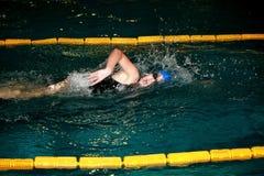 Reunião Jovanca Micic 2012 da nadada Fotografia de Stock Royalty Free