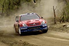 REUNIÃO MÉXICO 2005 DA CORONA DE WRC Foto de Stock