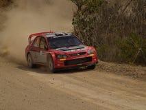 REUNIÃO MÉXICO 2005 DA CORONA DE WRC Imagens de Stock Royalty Free