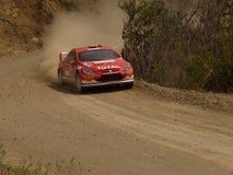 REUNIÃO MÉXICO 2005 DA CORONA DE WRC imagem de stock