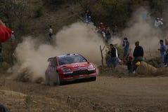 REUNIÃO MÉXICO 2007 DA CORONA DE WRC foto de stock