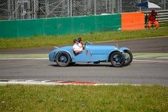 1929 reunión ABC 1100 en Mille Miglia Imágenes de archivo libres de regalías