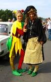 """Reunión antigua internacional """"Riga"""" 2013 retro del vehículo de motor Imagen de archivo"""
