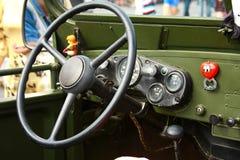 Reunión antigua internacional 'Riga' 2013 retro del vehículo de motor Fotos de archivo libres de regalías