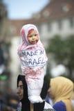 Reunión 2014 de Al Quds en Viena Imagenes de archivo