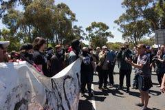 Reunión de Australia de la recuperación - Melton Imagenes de archivo