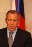 Reunión de jefes de los ministerios de los asuntos exteriores Fotos de archivo libres de regalías