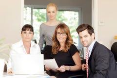 Reunión de la oficina Imagen de archivo