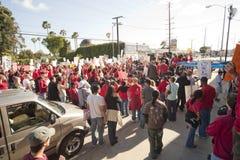 Reunión de Los Ángeles del proyecto del SIDA Fotografía de archivo