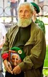 Reunión de los veteranos de la guerra foto de archivo