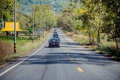 Reunión de Mercedes Benz a Nakhon Ratchasima, Tailandia 6 de febrero de 20 Fotografía de archivo libre de regalías