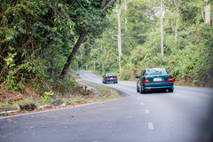 Reunión de Mercedes Benz a Nakhon Ratchasima, Tailandia 6 de febrero de 20 Foto de archivo