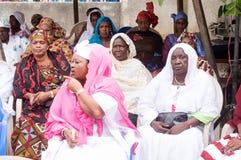 Reunión de mujeres Imagen de archivo
