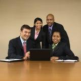 Reunión de negocios. Fotografía de archivo