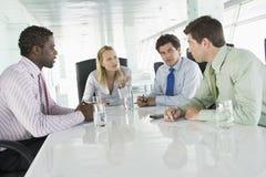 Reunión de negocios Fotografía de archivo
