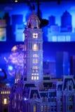 REUNIÓN DE PLYMOUTH, PA - 6 DE ABRIL: Gran inauguración del centro Philadelphia, PA del descubrimiento de Legoland el 6 de abril  Fotos de archivo libres de regalías