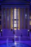 REUNIÓN DE PLYMOUTH, PA - 6 DE ABRIL: Gran inauguración del centro Philadelphia, PA del descubrimiento de Legoland el 6 de abril  Imagen de archivo