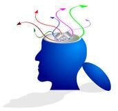 Ideas de la reunión de reflexión Imagen de archivo