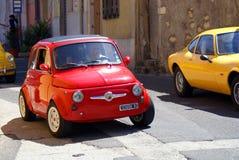 Reunión del coche de la vendimia Fotografía de archivo