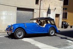 Reunión del coche de la vendimia Imagen de archivo