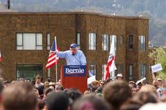 Bernie Sanders Presidential political rally in San Francisco