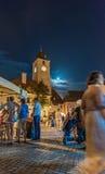 Reunión sajona en Sibiu Fotografía de archivo