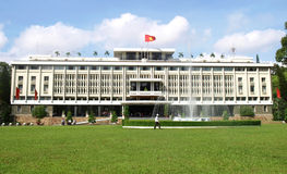 Reunification Palace Royalty Free Stock Image