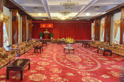 Reunification Palace Royalty Free Stock Photography