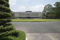 The Reunification Palace Ho Chi Minh City (Saigon) Royalty Free Stock Image