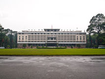 Reunification Palace, Ho Chi Minh City, Vietnam Stock Photography