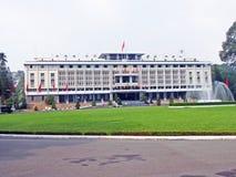 Reunification palace Royalty Free Stock Image