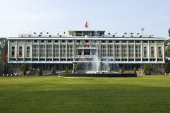 Reunification Palace VN Stock Image