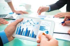 Reunião de negócios Imagens de Stock
