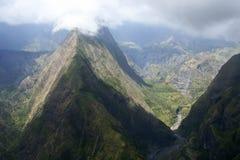 Reunion Island Foto de Stock