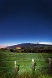 Reunion Island landscape Royalty Free Stock Photo