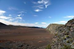 Reunion Island - vulcano Fotografia Stock Libera da Diritti