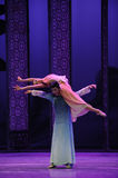 Reunion of Resurrection.-The third act of dance drama-Shawan events of the past Stock Photography