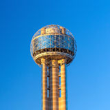 Reunion Tower in Dallas Royalty Free Stock Photos