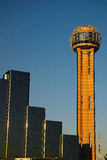 The Reunion Tower, Dallas Texas Royalty Free Stock Images